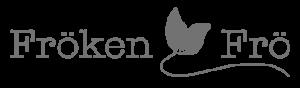 Logo - Fröken Fro
