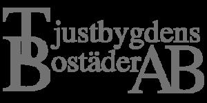 Logotype - Tjustbygdens Bostäder AB